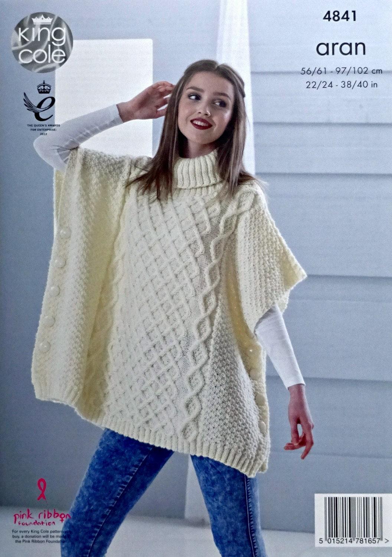 a5d37874d17a easy aran knits - Ecosia