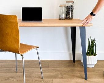 "Splayed Desk Legs - Table Home Office Workspace Kids 28"" Tall Set School Setup Home Decor"