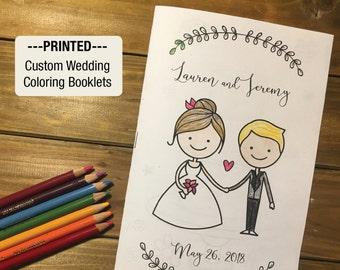 Custom coloring book | Etsy