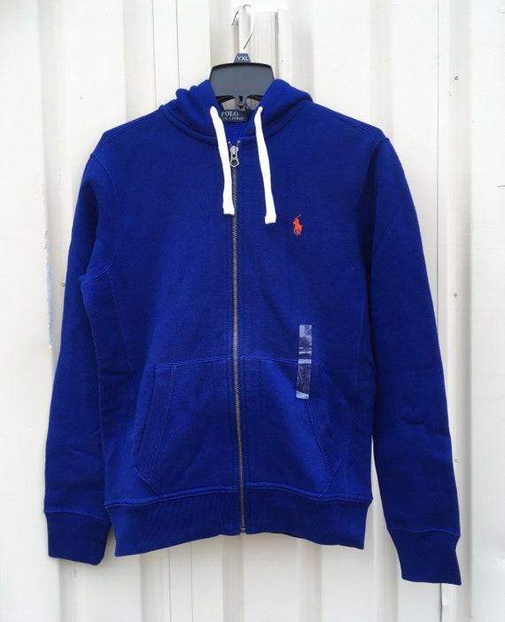 Ralph Lauren Polo sport hood sweatshirt polo shirt