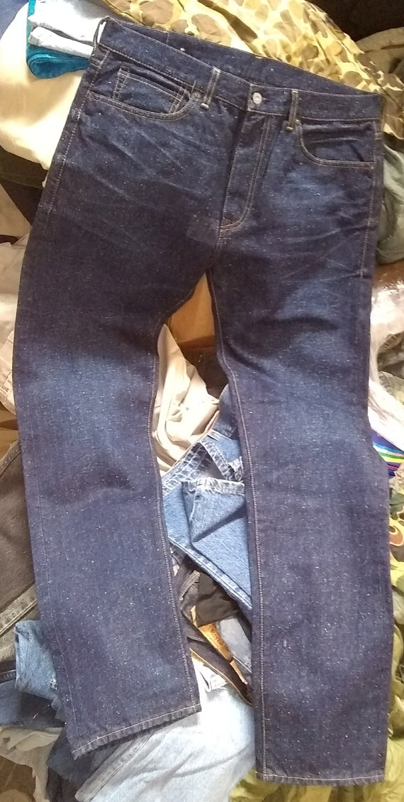 Levis Strauss LVC Made & Crafted USA Special Vinta