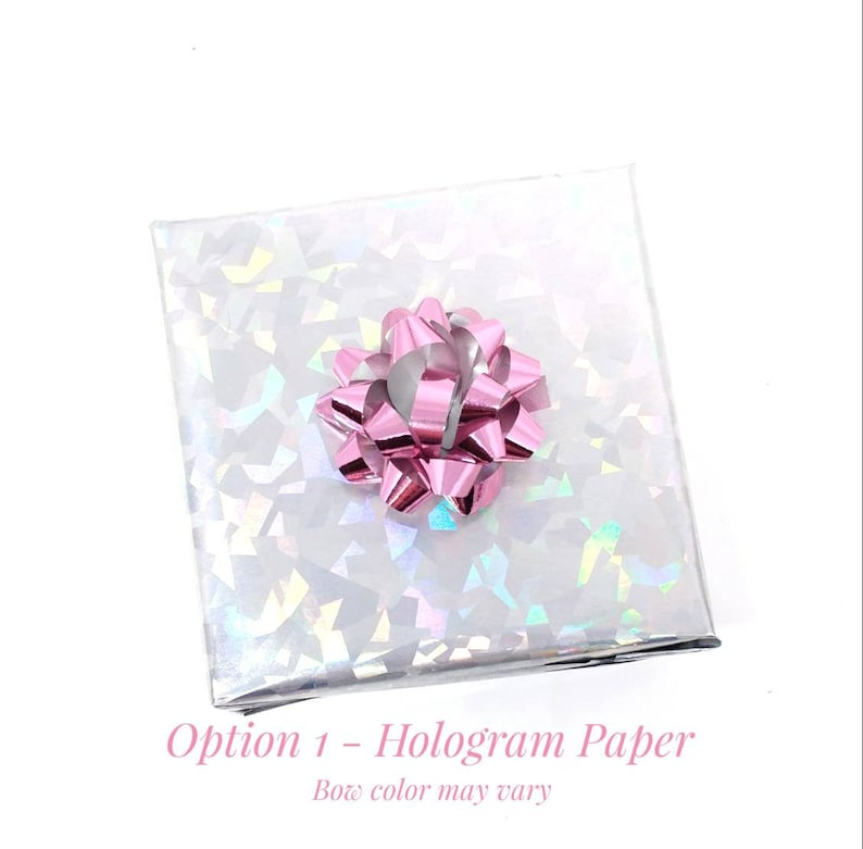 Upgrade to wrapping paper polishing cloth and handmade card image 0