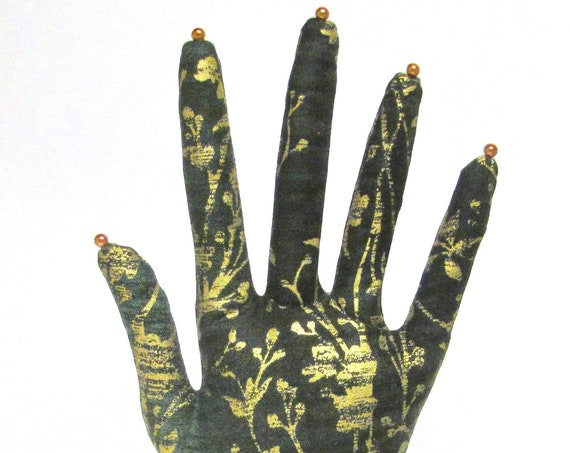 CLASSIC Golden Vines HAND-Stand ~ Jewelry Display ~ Ready to Ship!