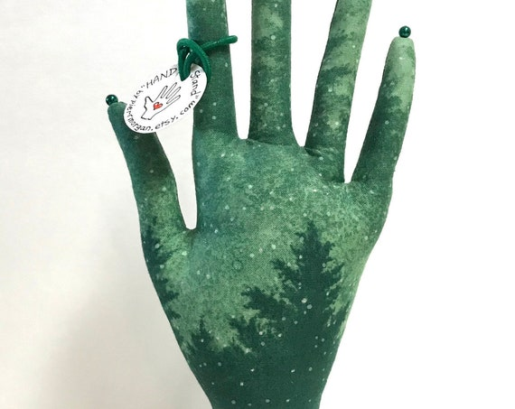 CLASSIC Forest HAND-Stand ~ Jewelry Display ~ Ready to Ship!