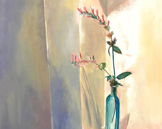 Spring ~ Original Acrylic Painting ~ Ready to Ship!