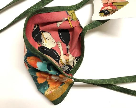 Dressing Peony ~ Face Mask ~ Ready to Ship!