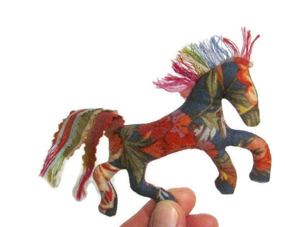 Pretty Little Horse ~ Pin Ornament Mobile ~ Ready to Ship!