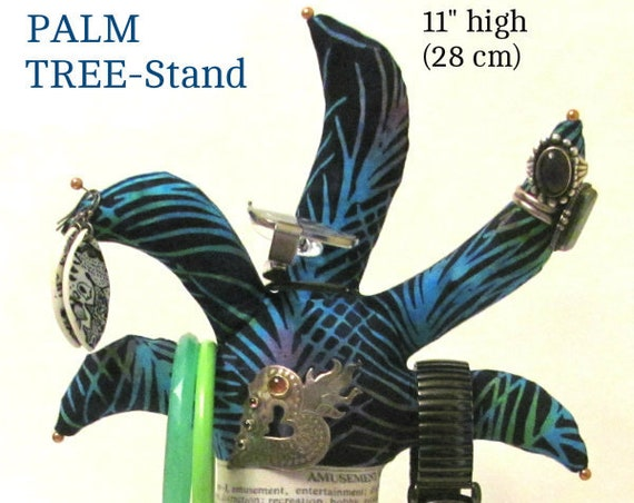 10 Colossal VIEWS of a Custom Order Palm TREE-Stand!