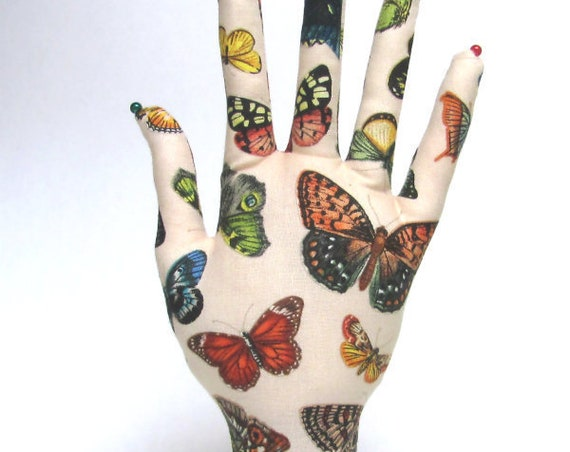 CLASSIC Butterfly HAND-Stand ~ Jewelry Display ~ Ready to Ship