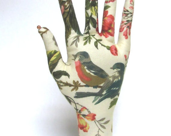 CLASSIC Birds of a Feather HAND-Stand ~ Jewelry Display ~ Ready to Ship