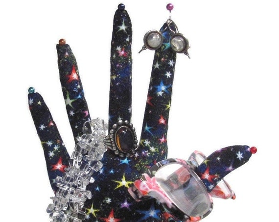 TALL Starry Night HAND-Stand ~ Ready to Ship!