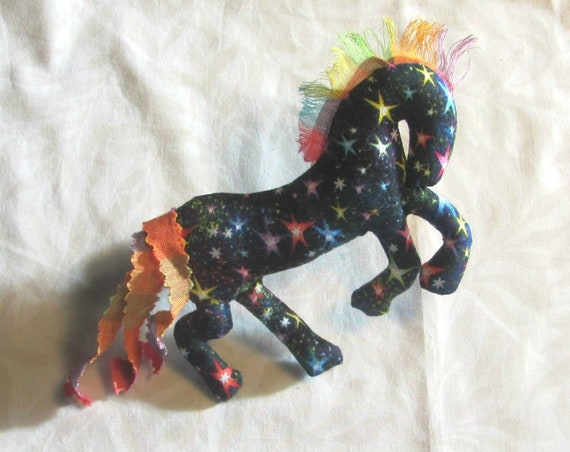NEW! Pretty Little Horse ~ Starry Stallion Pin Ornament Mobile ~ Ready to Ship!