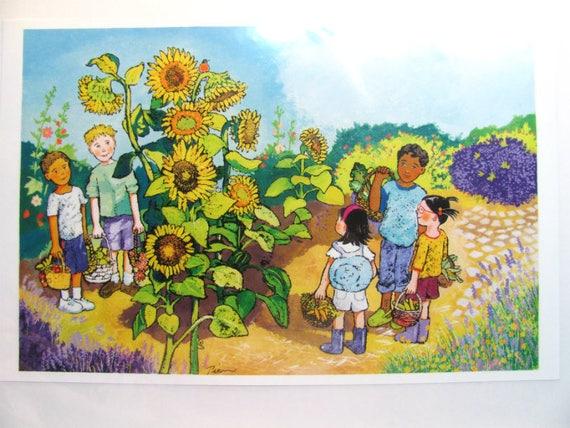 Sunflowers Dance