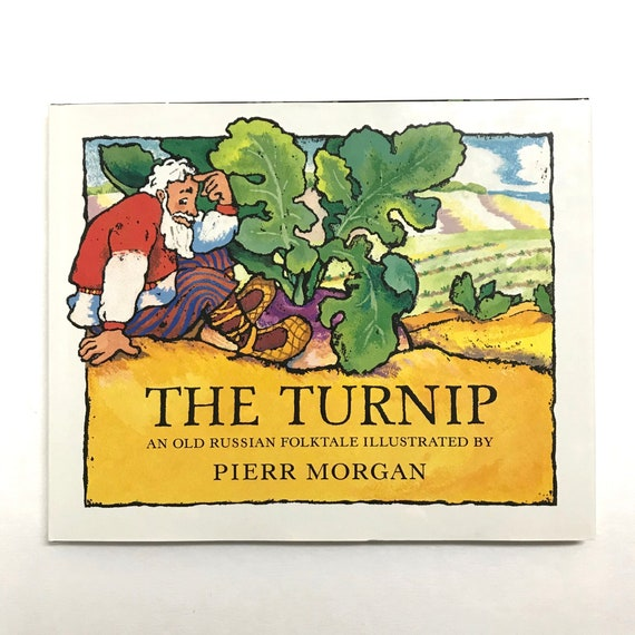 THE TURNIP Hardback ~ Signed First Edition - Out of Print