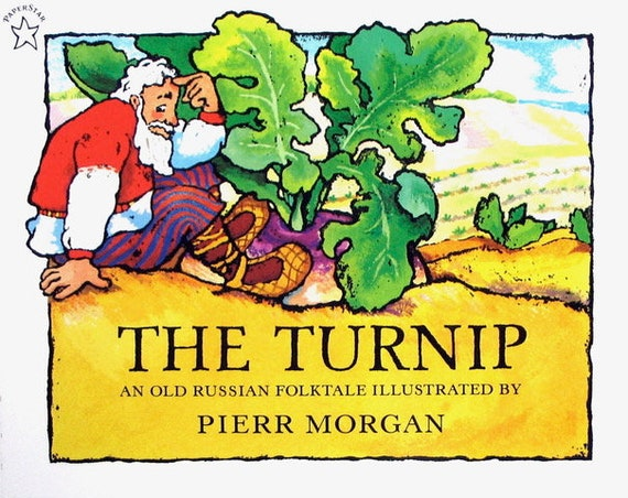 The TURNIP Paperback ~ Signed PaperStar Edition ~ Out of Print