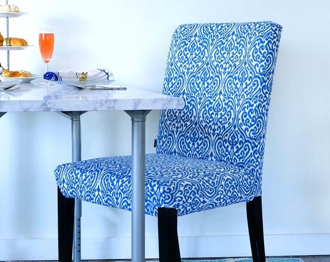 Regal Print IKEA HENRIKSDAL Dining Chair Cover, Indian Sri Lanka Style Henriksdal Slipcover
