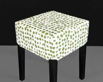 Ikea stool cover etsy