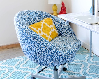Indian Pattern IKEA SKRUVSTA Chair Slip Cover