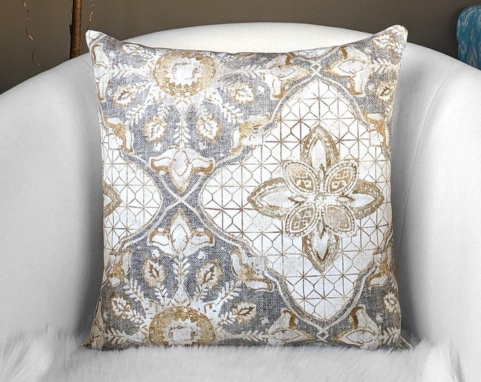Traditional Turkish Style Pillow Cover