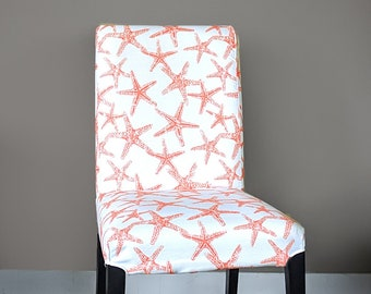 Starfish IKEA HENRIKSDAL Custom Dining Chair Cover