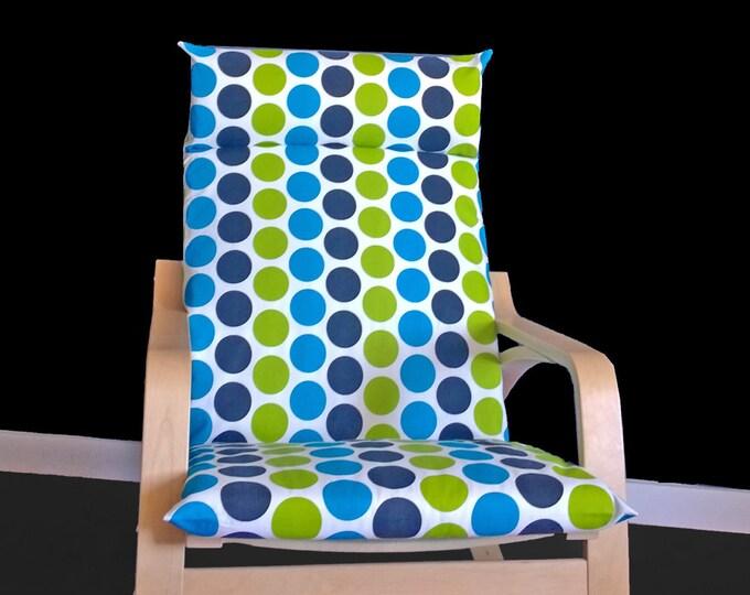 Polka Dots IKEA POÄNG Cushion Slipcover