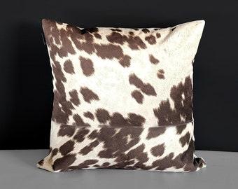 Faux Cow Hide, Brown
