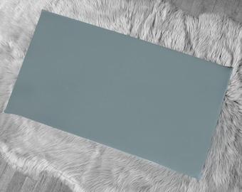 Solid Gray IKEA HEMMAHOS Bench Pad Slip Cover