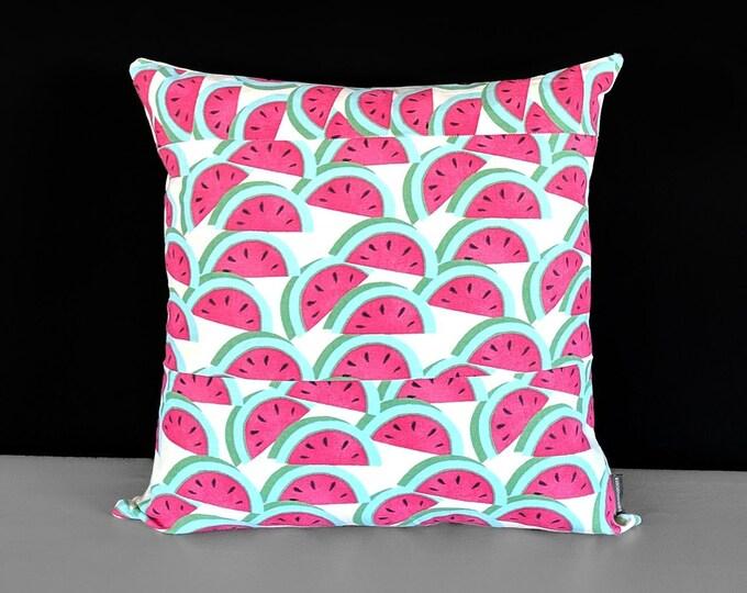 Watermelon Fruit Pillow Cover