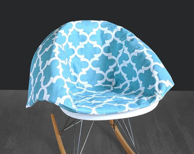 Fynn Spirit Blue EAMES Rocking Chair Pad