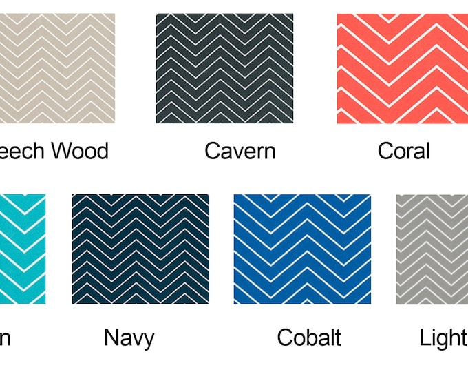 Custom Zig Zag Chevron Outdoor Ikea Arholma Furniture Covers - *Fits Ikea ONLY*