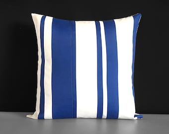 Outdoor Cabana Stripe Blue