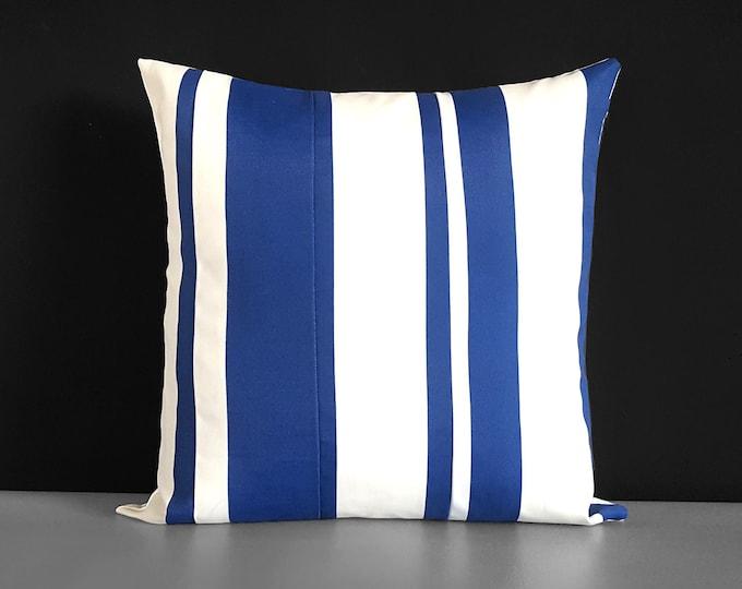Outdoor Cabana Stripe Blue