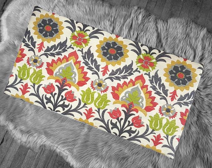 Vissla Bench Pad Cover, Floral Damask IKEA Santa Maria Jewel