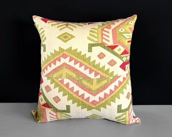 Midwest Indian Aztec Cushion Pillow Cover