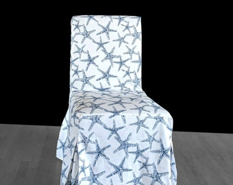 Bespoke Starfish IKEA HENRIKSDAL Chair Cover, Custom Starfish Henriksdal Slipcover