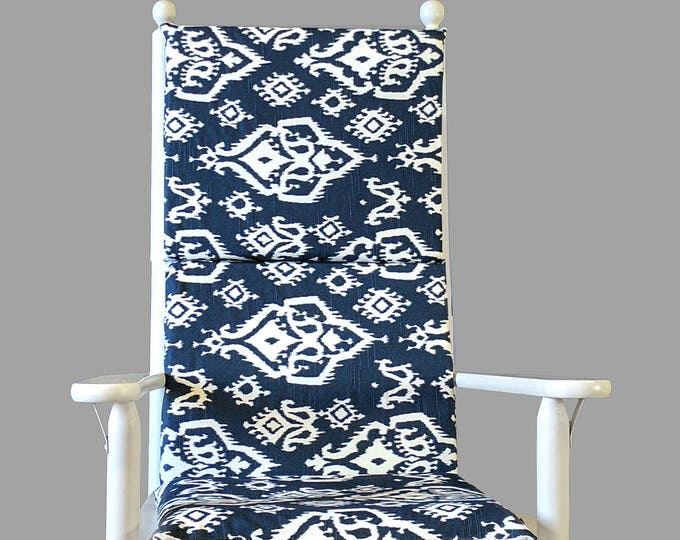 Indian Style Rocking Chair Cushion