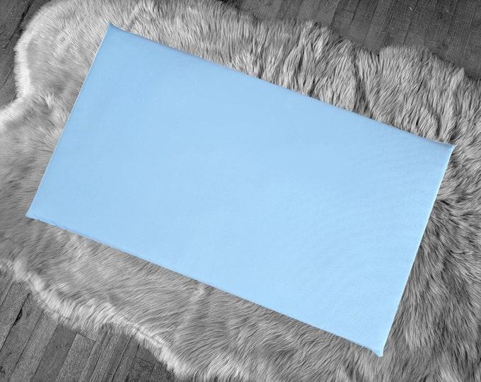 Air Blue Sunbrella IKEA HEMMAHOS Bench Pad Slip Cover, Outdoor