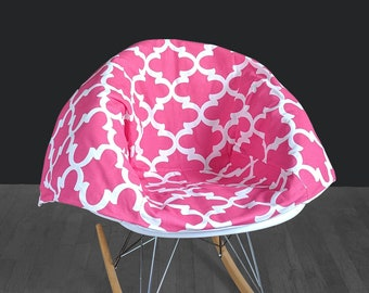 Candy Pink EAMES Rocking Chair Pad