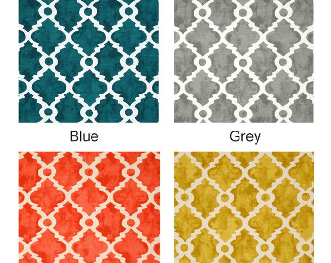 Color Square Pattern Ikea Custom Covers