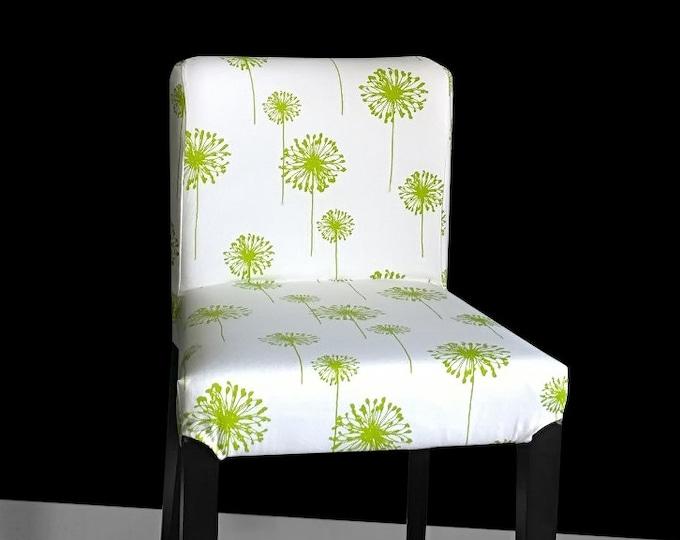 Dandelion Flower HENRIKSDAL Bar Stool Chair Cover