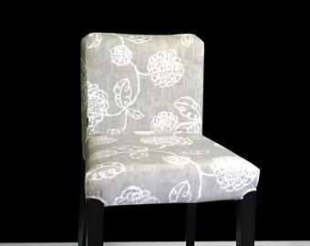 Magnolia Flower IKEA HENRIKSDAL Bar Stool Chair Cover