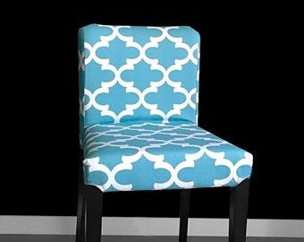 Indian Theme Henriksdal Seat Cover, Bold Print Henriksdal Stool Cover