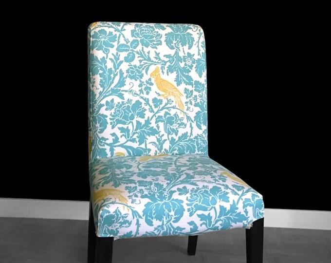 Cockatoo IKEA HENRIKSDAL Seat Cover, Custom Henriksdal Slipcover