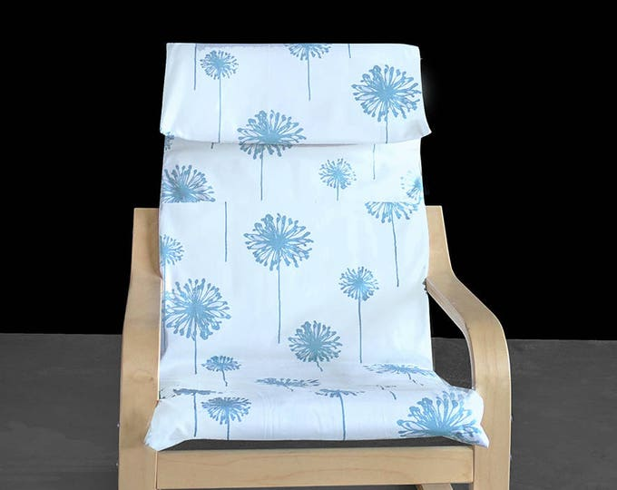 Dandelion Nursery Ikea Kids Poang Chair Cover