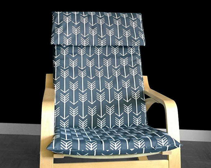 Arrows IKEA POÄNG Cushion Slipcover