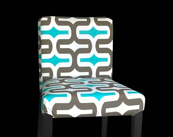 Bold Colors IKEA HENRIKSDAL Bar Stool Chair Cover