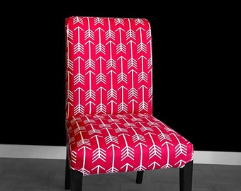 Red Arrows IKEA HENRIKSDAL Chair Cover