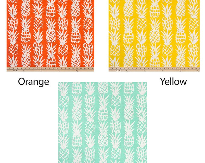 Pineapple, Tropical, Ikea All Models Custom Seat Covers, Arholma Hallo Kungso Froson Outdoor Covers