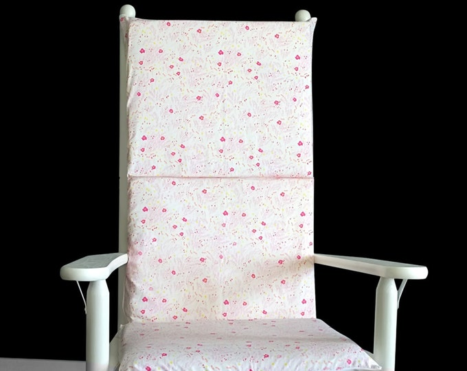 Petal Pink Rocking Chair Cover SALE