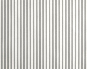 Classic Gray Stripe, Custom Ikea Seat Covers